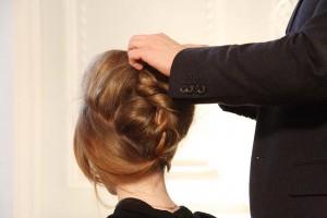 Sichtbare Haarprobleme