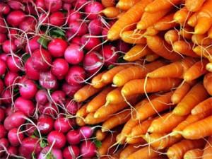 Obst, Gemüse und Vitamine bei Haarausfall